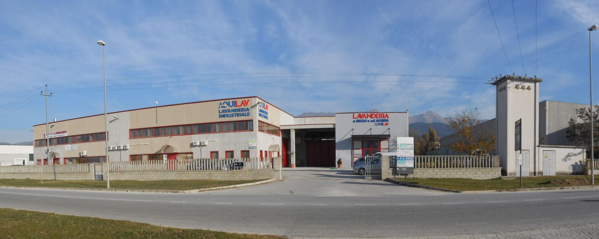 Sede Produttiva: Nucleo industriale di Bazzano